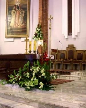 Kościół bł. Jolenty w Gnieźnie - bordo