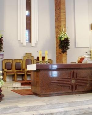 Kościół Bł. Jolenty w Gnieźnie - wieńce