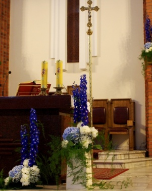 Kościół Bł. Jolenty w Gnieźnie - chabrowy