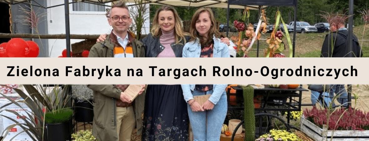 Pierwsze powiatowe Targi Rolno-Ogrodnicze za nami