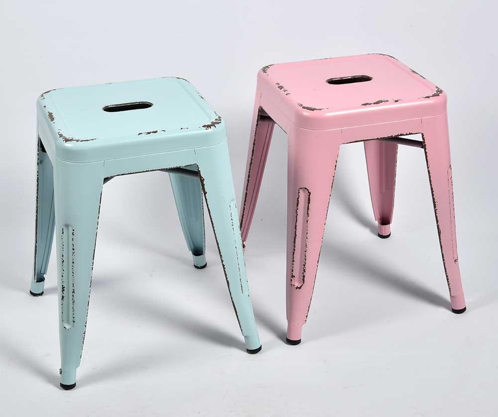 kolorowy stołek
