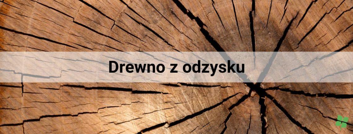 Drewno z odzysku