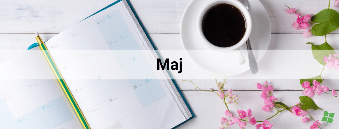 Poradnik ogrodnika  – maj