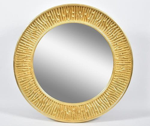 złote lustro