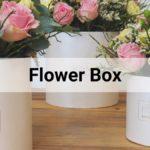 """""""Flower Box"""" - kwiaty w pudełku jako oryginalny pomysł na prezent"""