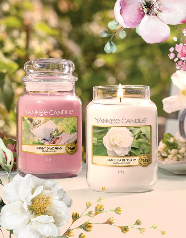 świece zapachowe yankee candle letnie